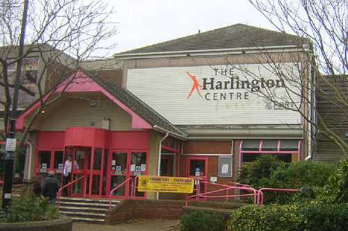 Roller Discos at the Harlington Centre, Fleet Hampshire