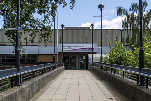 woking-leisure-centre