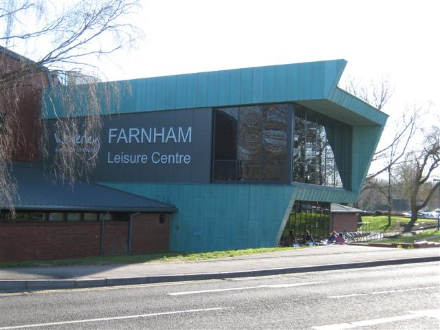 Roller Discos at Farnham Leisure Centre